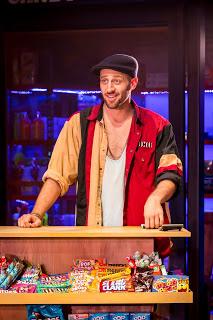 Sam Mackay as Usnavi in In The Heights. Photo Credit Johan Persson.jpg