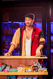 Sam Mackay as Usnavi in In The Heights. Photo Credit Johan Persson.jpg