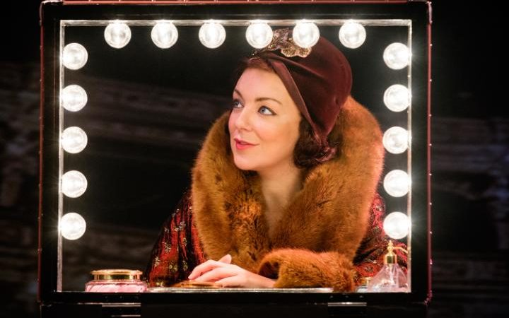 Sheridan Smith stuns audiences with her surprise return to the SavoyStage