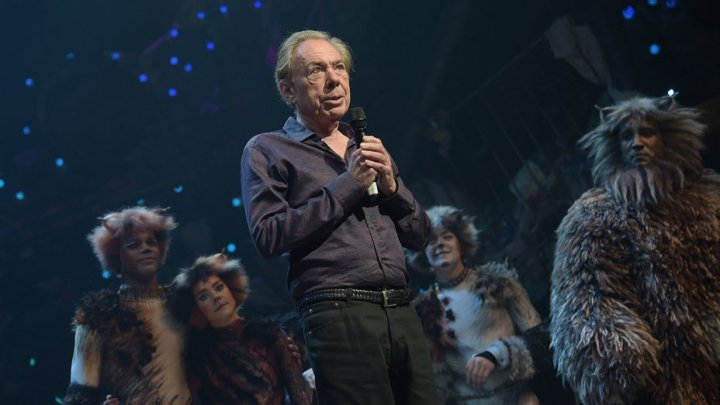 Andrew Lloyd Webber completes yet another Broadway hatrick!