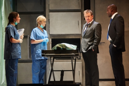 Not Dead Enough by Peter James Directed by Ian Talbot Starring Shane Richie and Laura Whitmore