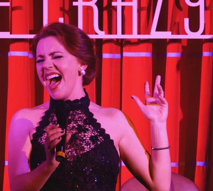 Rachel Tucker: Live AtZédel