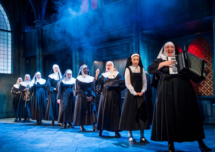 Review: Sister Act (New Victoria Theatre, Woking)