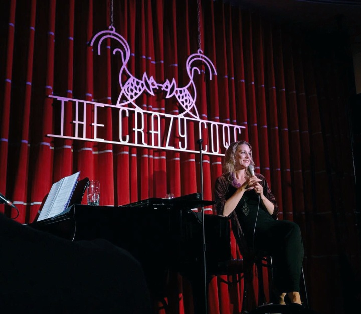 Alice Fearn: Just Me & A Piano