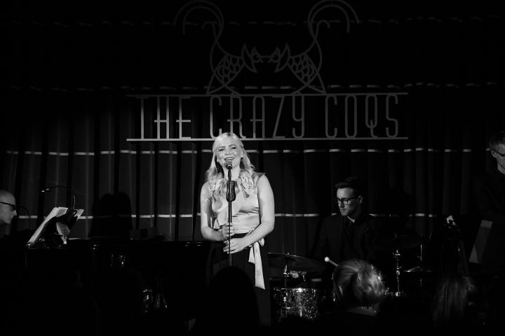 Review: Suzie Mathers (Live AtZedel)