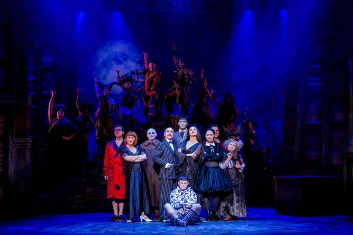 Review: The Addams Family (New Victoria Theatre, Woking)