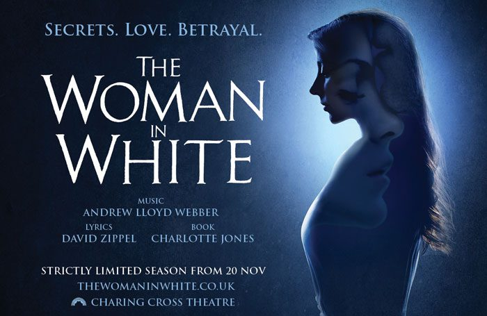 Review: The Woman In White (Charing Cross Theatre)
