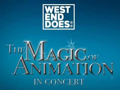 Review: West End Does: The Magic of Animation (Cadogan Hall)