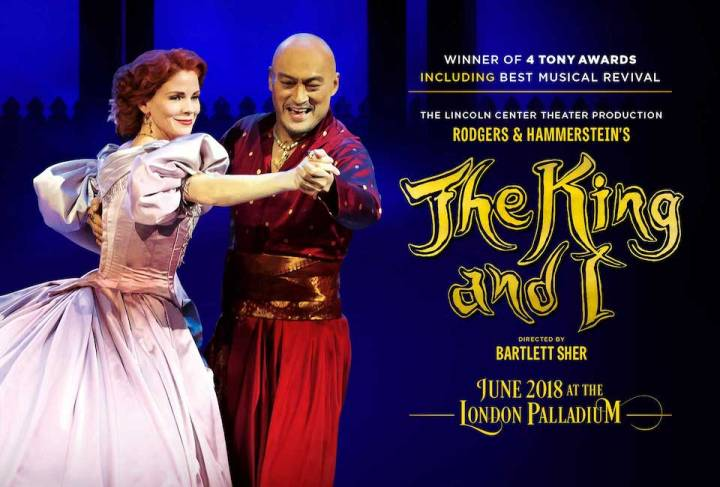 Review: The King and I (London Palladium)