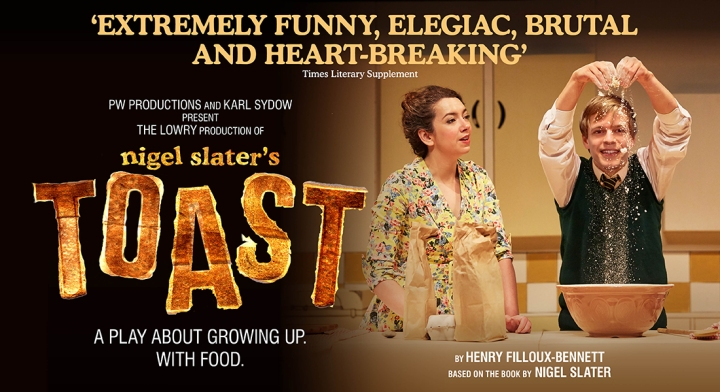 Review: Toast (The OtherPalace)