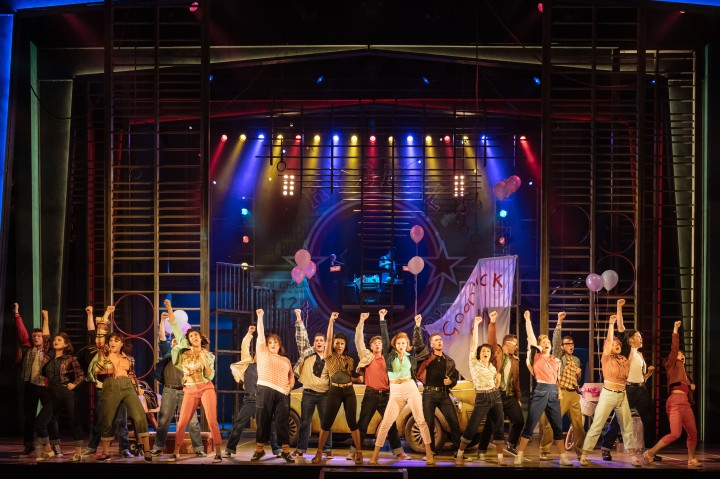 Review: Grease (Wales MillenniumCentre)