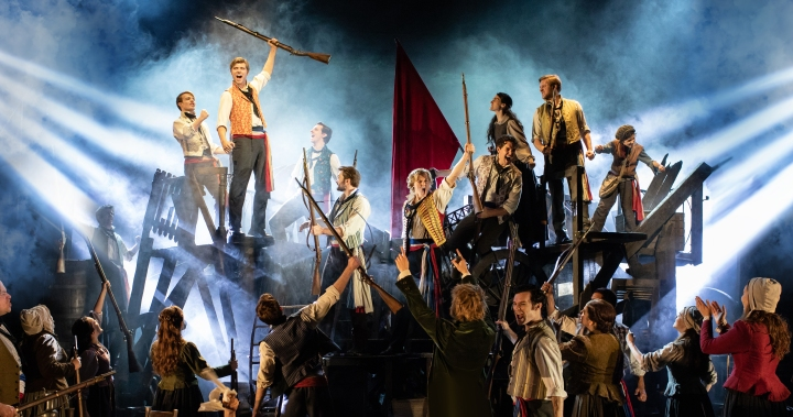 Review: Les Misérables (Wales MillenniumCentre)