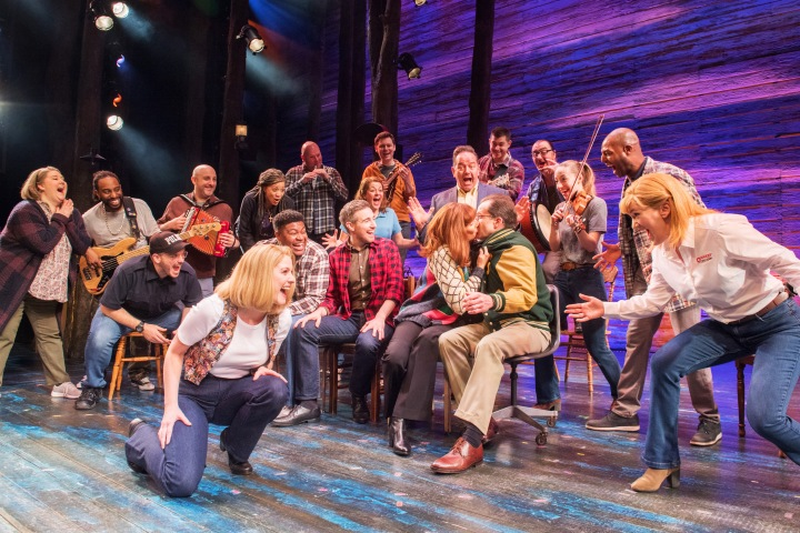 Review: Come From Away (Pheonix Theatre)